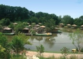 база отдыха Ачигварское озеро