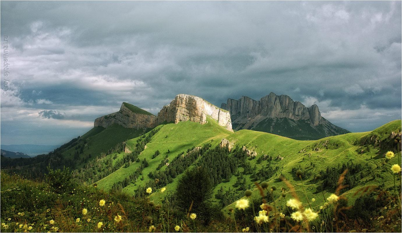 горный туризм краснодарского края